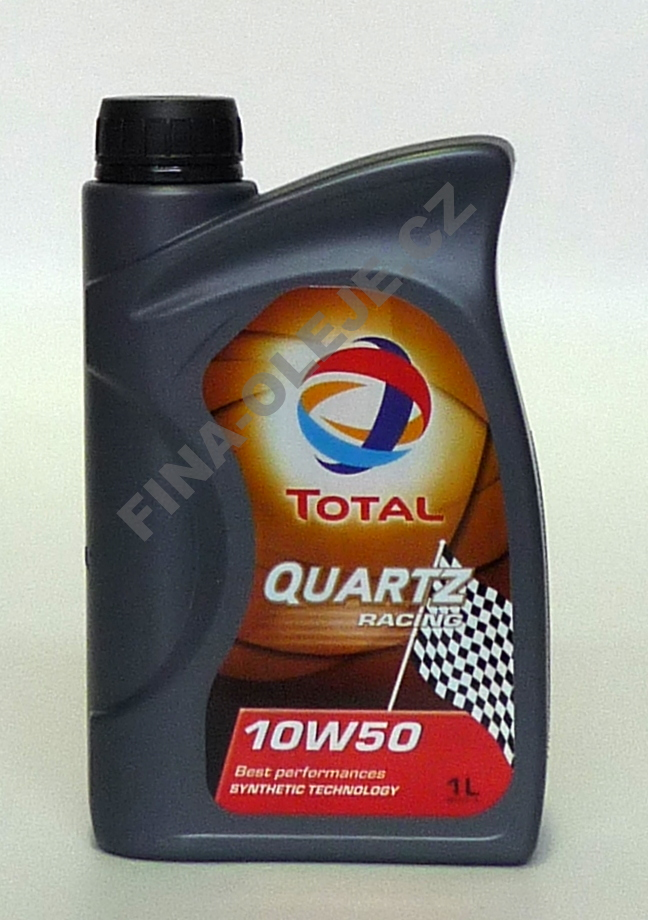 TOTAL QUARTZ RACING 10W-50 - 1 L