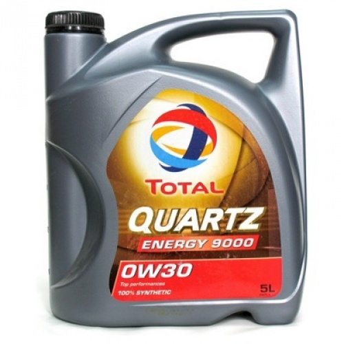 TOTAL QUARTZ ENERGY 9000 0W-30 - 5 L