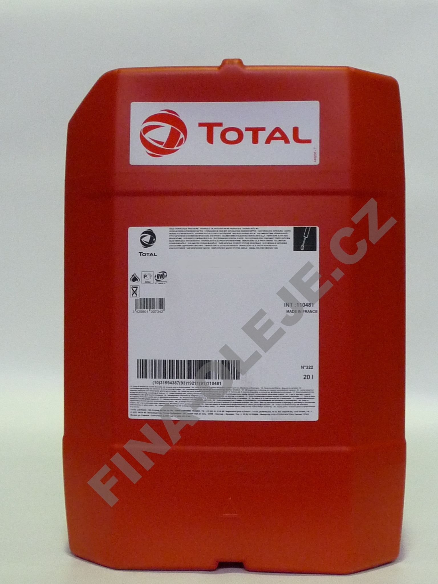 TOTAL LUNARIA NH 46 - 20 L