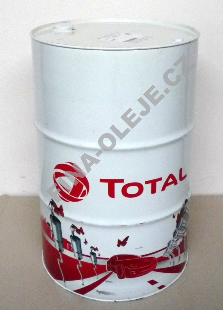 TOTAL QUARTZ INEO MC3 5W-40 - 208 L