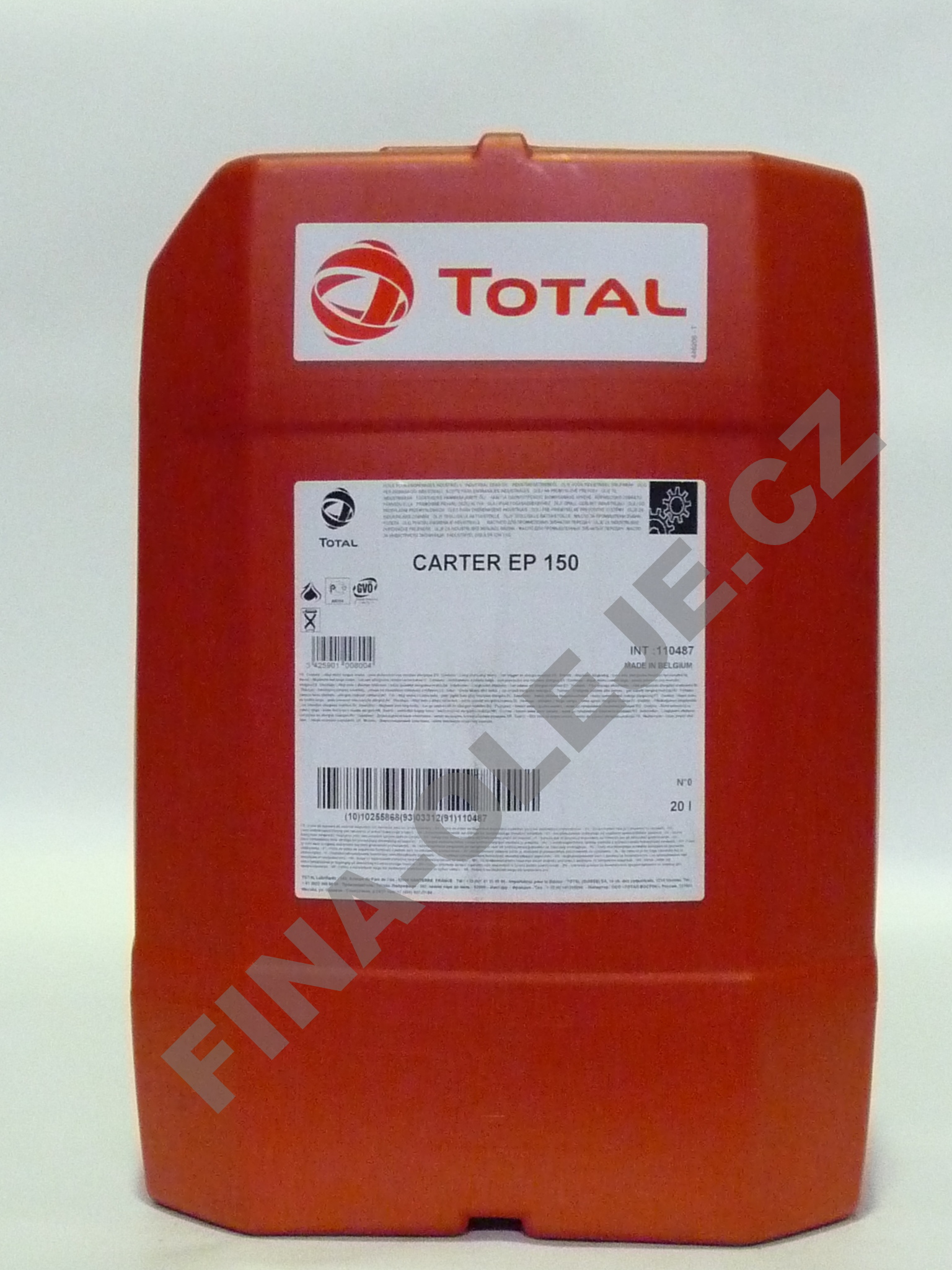TOTAL CARTER EP 150 - 20 L