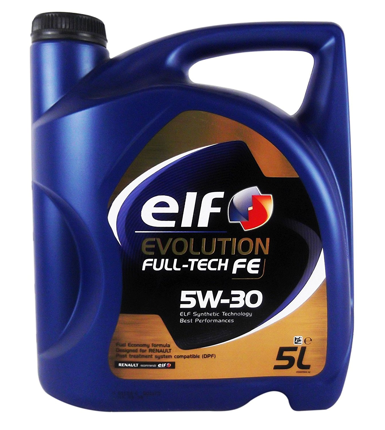 ELF Evolution FULL-TECH LLX 5W-30 - 5 L