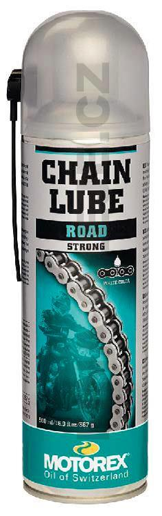 MOTOREX CHAINLUBE ROAD STRONG - 500 ml