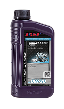 ROWE HIGHTEC MULTI SYNT DPF SAE 0W-30 - 1 L