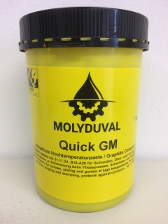 MOLYDUVAL Quick GM - 1 kg