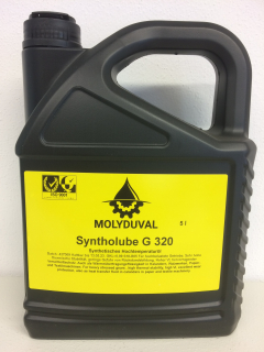 MOLYDUVAL Syntholube G 320 - 5 L