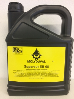 MOLYDUVAL Supercut EB 68 - 5 L