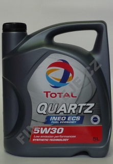TOTAL QUARTZ INEO ECS 5W-30 - 5 L