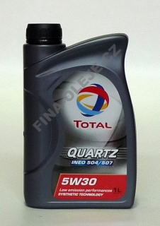 TOTAL QUARTZ INEO LONG LIFE 5W-30 - 1 L