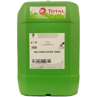 TOTAL MULTAGRI SUPER 10W-30 - 20 L