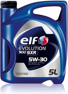 ELF Evolution 900 SXR 5W-30 - 5 L