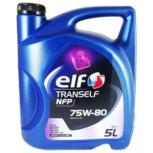 ELF Tranself NFP 75W80 - 5 L