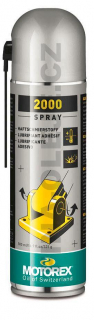 MOTOREX SPRAY 2000 - 500 ml