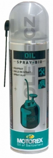 MOTOREX OIL SPRAY BIO - 500 ml