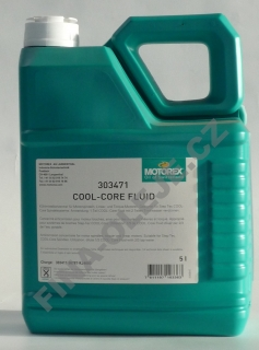 MOTOREX COOL-CORE FLUID - 5 L