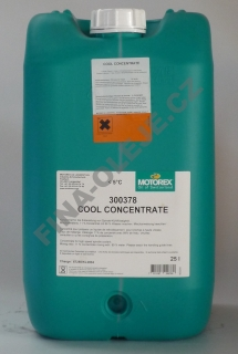MOTOREX COOL CONCENTRATE - 25 L