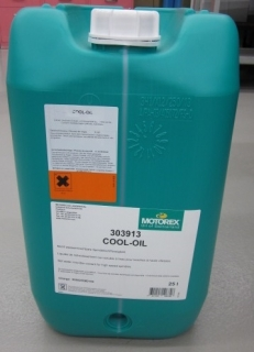 MOTOREX COOL-OIL - 25 L